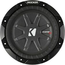 "KICKER 40CWRT672 CAR AUDIO 6.75""2 OHM COMPRT SHALLOW SUBWOOFER SUB WOOFER 6-3 /4"