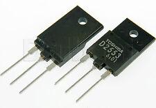 2SD2553 Original New Toshiba Silicon NPN Transistor D2553 ECG 2639 / NTE 2639