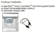 Musibytes Space Byte Angel Mini MP3 iPod iPhone 4 5 6 plus Speaker