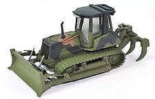 New Holland D180 Military Dozer Crawler with Ripper 1/87th Scale Tracked 48 Post