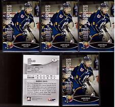 AARON EKBLAD 12/13 ITG Heroes & Prospects Lot of (5) Rookie RC #51 Barrie Colts