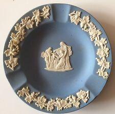 Wedgwood blue Jasper Angeli intorno al presepe CERAMICA POSACENERE 11cm di diametro