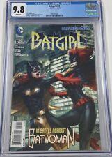 Batgirl #12 Stanley Lau Artgerm Cover CGC 9.8 DC Comics Batwoman Appearance Rare