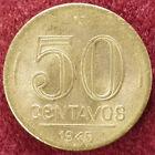 Brazil 50 Centavos 1945 (D2408)