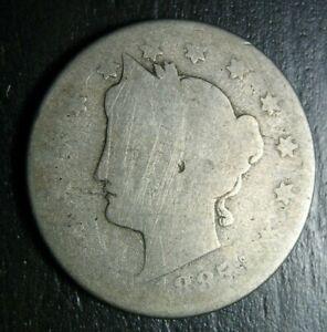 1885 Liberty V Nickel  --  MAKE US AN OFFER!  #K0301