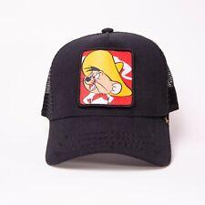 GOLD STAR - Brand New TUNES SPEEDY ALL BLACK TRUCKER HAT