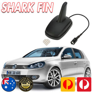 GENUINE REPLACEMENT CAR ROOF SHARK FIN AERIAL ANTENNA MAST VW GOLF MK4 MK5