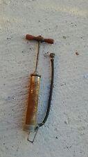 pompa aria gonfiaggio accessorio Vespa 98 125 bacchetta faro basso lambretta