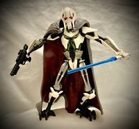 Star Wars - General Grievous COMPLETE - Revenge of the Sith  ROTS - Hasbro 2004