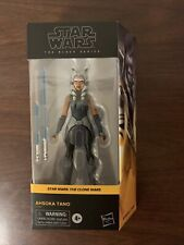 Star Wars Black Series: The Cone Wars Ahsoka Tano MIB WM Exclusive
