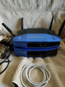 Linksys WRT1900AC 1300 Mbps 4-Port Gigabit 802.11 a/b/g/n/ac Router and SE4008