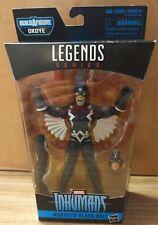 Marvel Legends 6-Inch Black Bolt Action Figure Black Panther BAF Okoye Series