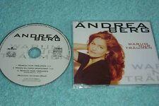 Andrea Berg Maxi-CD Warum Nur Träumen - 3-track CD