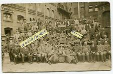 Foto als Postkarte um 1910 : Berlin-Mitte , Weissbier-Brauerei Stralauer Straße
