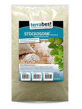 1kg Terrabest Wasserspeicher Granulat für Pflanzenerde Wassergel Aquawatergel