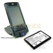 USB DESKTOP CRADLE Sync / Charger +1800 mAh Batteria per HP iPAQ hx4700 hx4705 hx4715