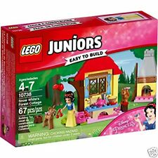 LEGO Juniors - Disney Snow White's Forest Cottage - 10738
