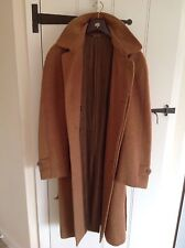 Vintage Lanvin Coat Large Absolutely stunning. Baby Llama.