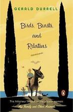 Birds Beasts and Relatives by Gerald Malcolm Durrell 9780142004401