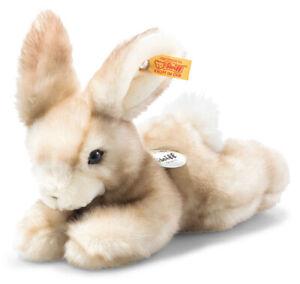 Steiff Schnucki Rabbit - plush cuddly bunny rabbit soft toy - 24cm - 079986
