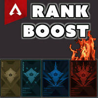 ! BESTER PREIS ! Apex Legends Rank Boost | Jeder Rang | Ps4 / Xbox / PC Boosting