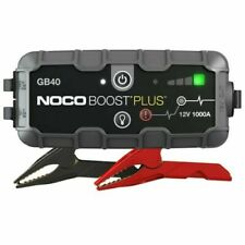 NOCO Boost Plus GB40, 12V 1000A Booster Batterie Voiture UltraSafe Lithium