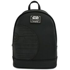 Loungefly Star Wars Death Star Faux Leather Mini Backpack