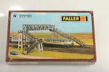 FALLER N 222151 Pedestrian Crossing Bridge Boxed