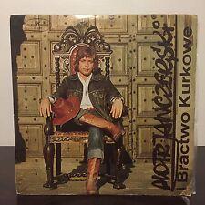 Piotr Janczerski Bractwo Kurkowe Vinyl LP Record Muza SX 1495 Polish Folk Rock