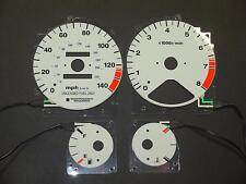 PerFormax Glow Dash Gauge Face 1994-97 Honda Accord Manual Trans EL9497AM