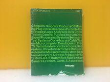 Tektronix 1982 Catalog