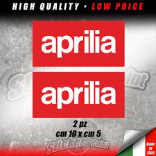 2 Adesivi APRILIA sticker moto RSV4 RS TUONO RSV - CAP007