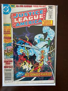 Justice League of America #193 4.0 VG (1981)