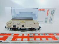 BZ604-0,5# Märklin H0/AC 48305 Güterwagen/Kühlwagen Develey Senf NEM KK NEUW OVP