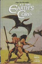 EDGAR RICE BURROUGHS AT THE EARTH'S CORE HARDCOVER GRAPHIC NOVEL DARK HORSE 2015