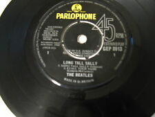 Beatles 45rpm (2Lot) Parlophone EP Long Tall Salley/Cant Buy Me Love