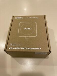 Wemo Bridge - Works with Apple HomeKit