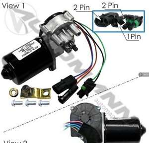 Wiper Motor Assy for Freightliner Part# A2245492001-577.46921