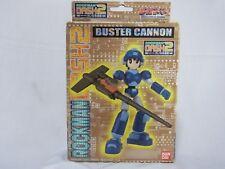 Capcom Megaman Legends 2 Megaman Volnutt with Buster Cannon Plastic Model