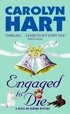 Death on Demand: Engaged to Die 14 by Carolyn Hart (2004, CD Unabridged)
