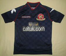 Walsall FC / 2013-2014 Away - DIADORA - JUNIOR Shirt / Jersey. SB (9/10 years?)