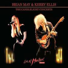 Brian May & Kerry Ellis – The Candlelight Concerts US CD+DVD Album  SEALED