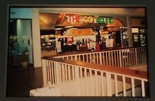 Go Round store 1980s mall 35 mm Photographic slide color mallrat
