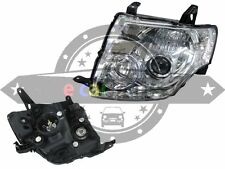 MITSUBISHI PAJERO NS/NT 11/2006-ON LEFT HAND SIDE HEADLIGHT NEW