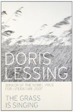 The Grass Is Singing-Doris Lessing