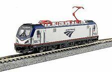 KATO N Scale Siemens Acs-64 Locomotive Amtrak #600 DCC Ready 1373001