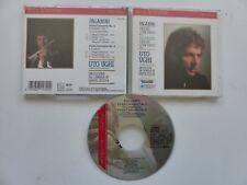 CD Album PAGANINI Violin concerto 2 4 UTO UGHI  Orch Camera Santa Cecilia 71530