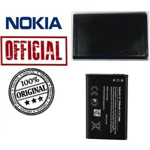 BL-5C Original Nokia LI-ION 1020mAh Batterie 1100 1101 1110 1111