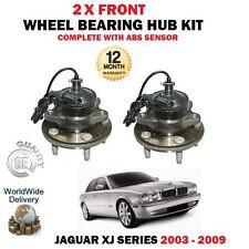 Para Jaguar XJ X350 X358 2.7 3.0 3.5 4.2 2003-2009 2X rueda delantera Teniendo Hub Kit