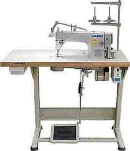 Juki DDL 8700 Sewing machine  + servo + table !!!  Siruba, Jack, Brother
